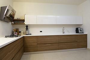 Cucine rustiche, con isola, su misura, Cesena, Rimini