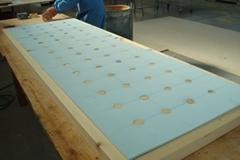 Progettazione arredamenti laccatura lucidatura - Porta insonorizzata ...